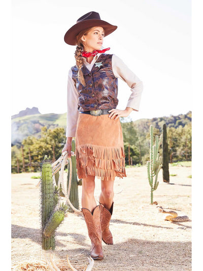 Cowgirl Costume for Women