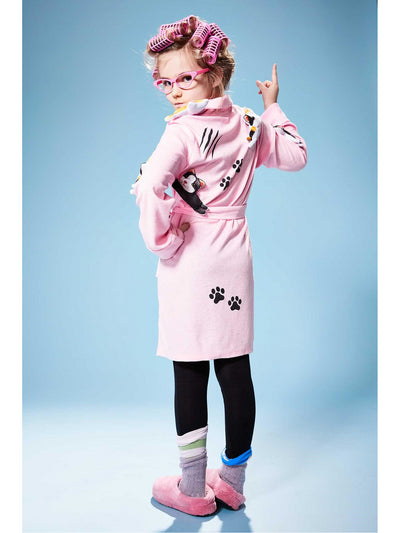 Crazy Cat Lady Costume for Kids  pin alt1