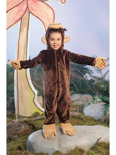 Curious George Costume for Kids