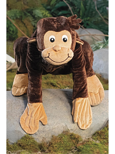 Curious George Costume for Kids  bro alt1