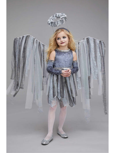 Dark Angel Costume for Girls