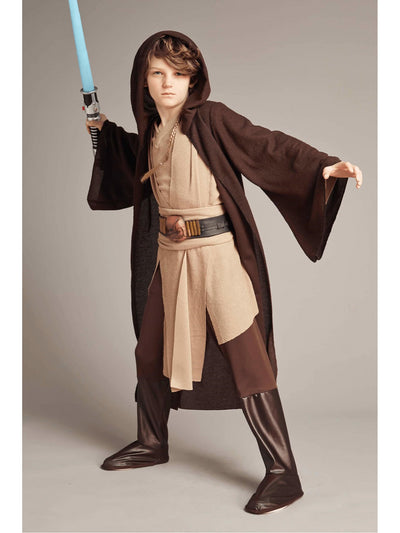 Deluxe Jedi Costume For Kids - Star Wars