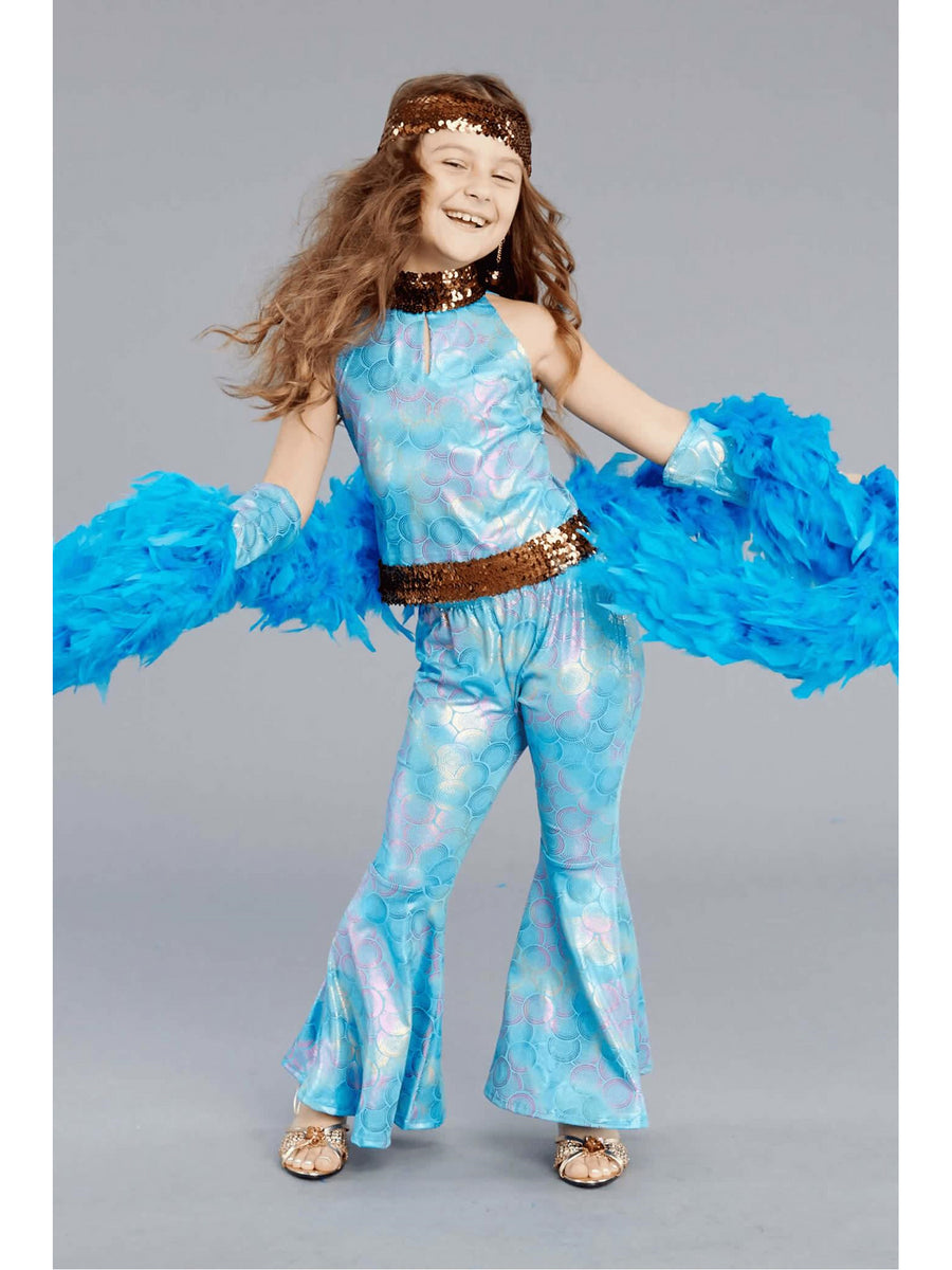 Disco Queen Costume For Girls