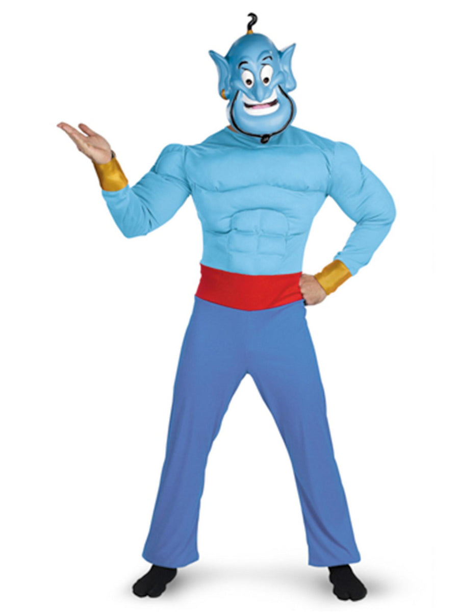 Disney Aladdin Genie Costume for Adults