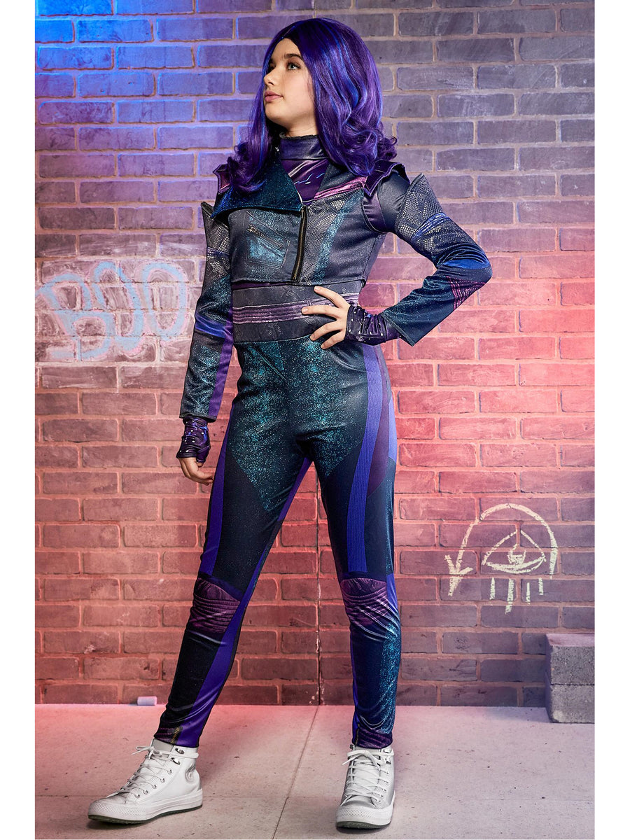 Disney Descendants 3 Mal Wig
