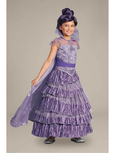 Disney Descendants Mal Princess Costume For Girls