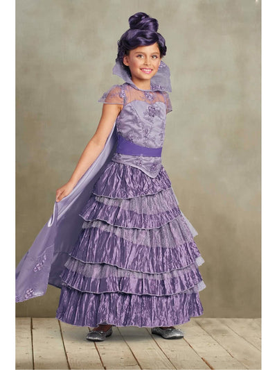 Disney Descendants Mal Princess Costume For Girls  lil alt1