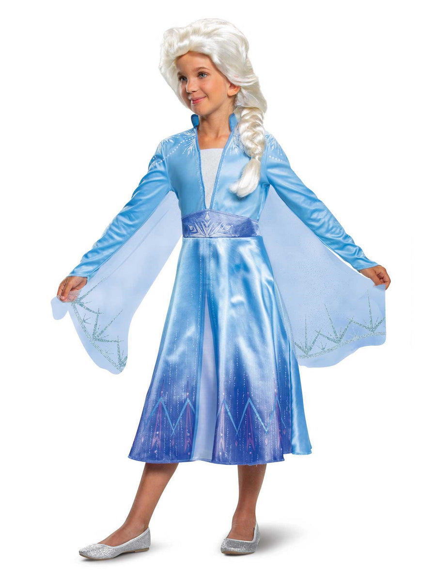 Disney Frozen 2 Elsa Wig for Girls