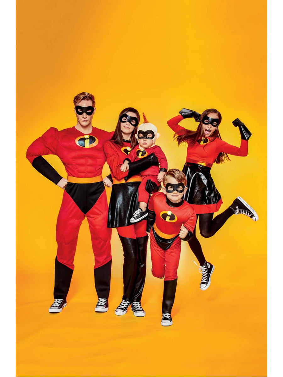 Disney Pixar Incredibles 2 - Mrs. Incredible Costume for Women