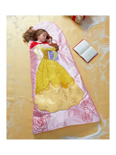 Disney Princess Belle Sleeping Bag  nc alt1