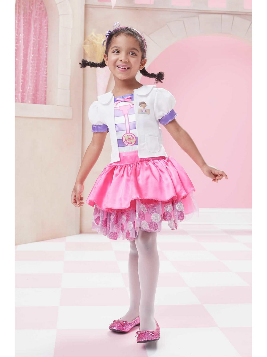 Doc McStuffins Tutu Costume for Girls