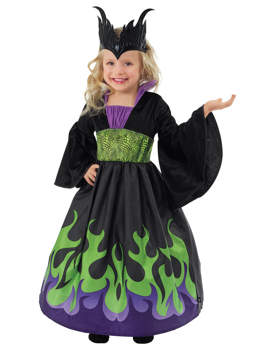 Dragon Queen Costume for Girls