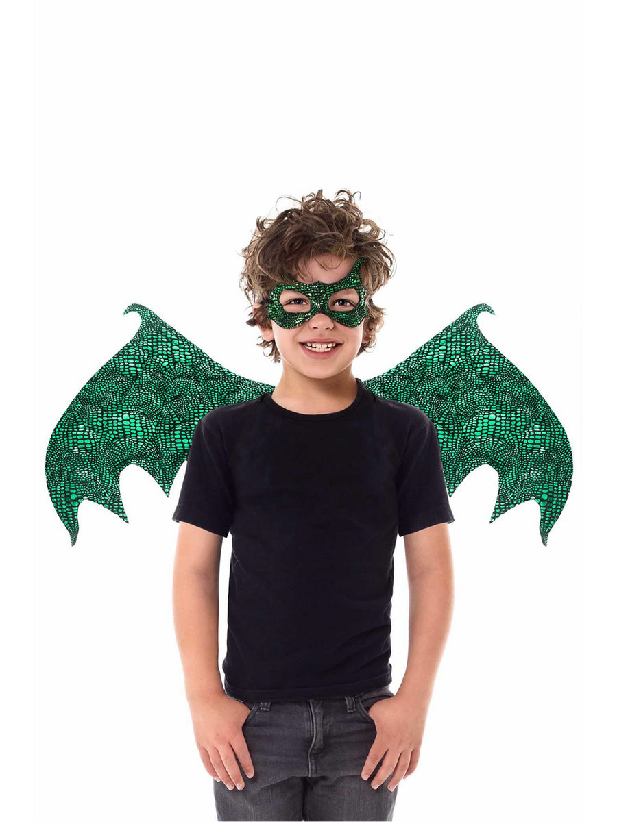 Dragon Wings & Mask Play Set