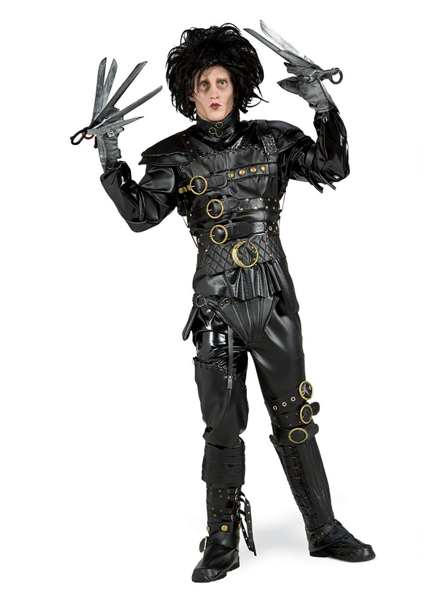 Edward Scissorhands Costume for Men