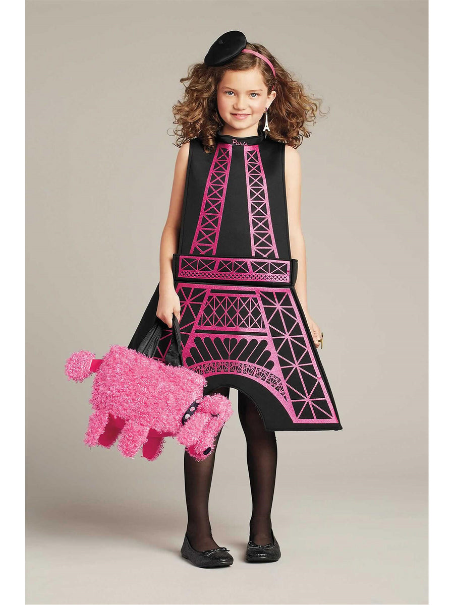 Eiffel Tower Costume for Girls