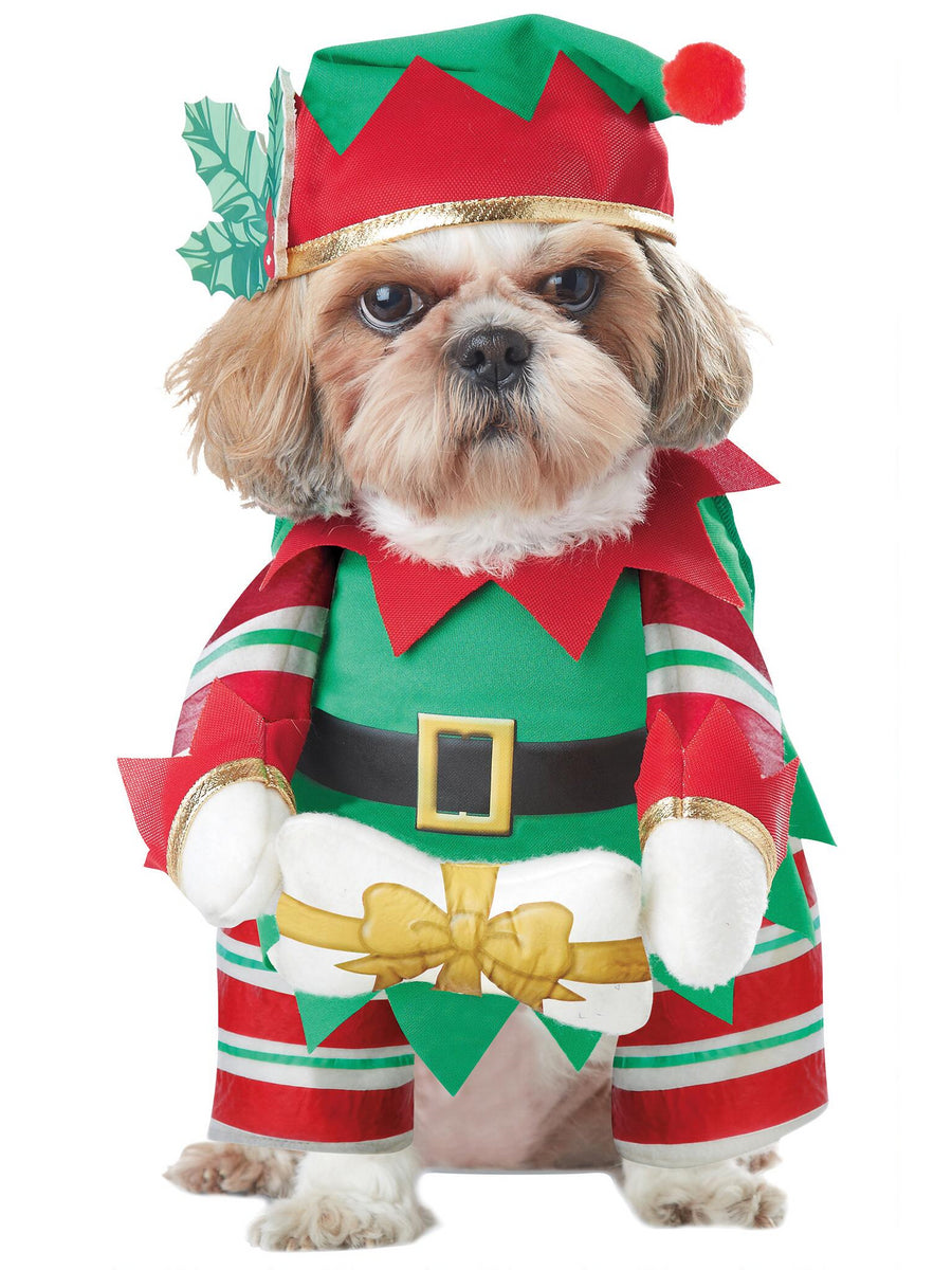 Elf Pup Costume for Dogs