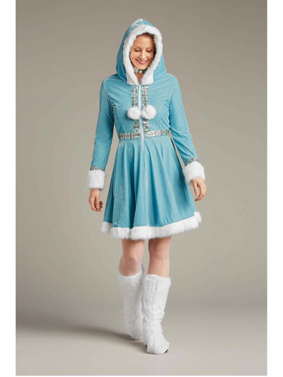 Enchanting Eskimo Costume For Women