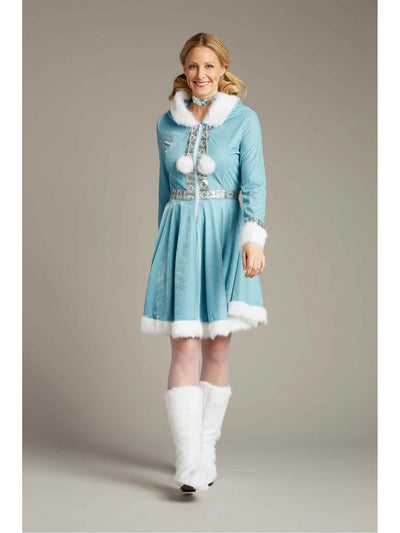 Enchanting Eskimo Costume For Women  ibl alt1