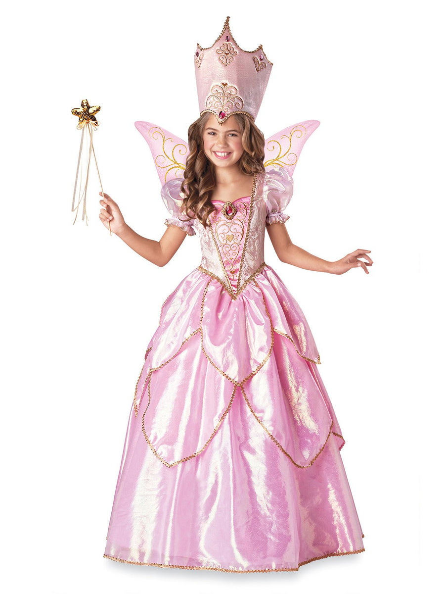 Fairy Godmother Costume for Girls