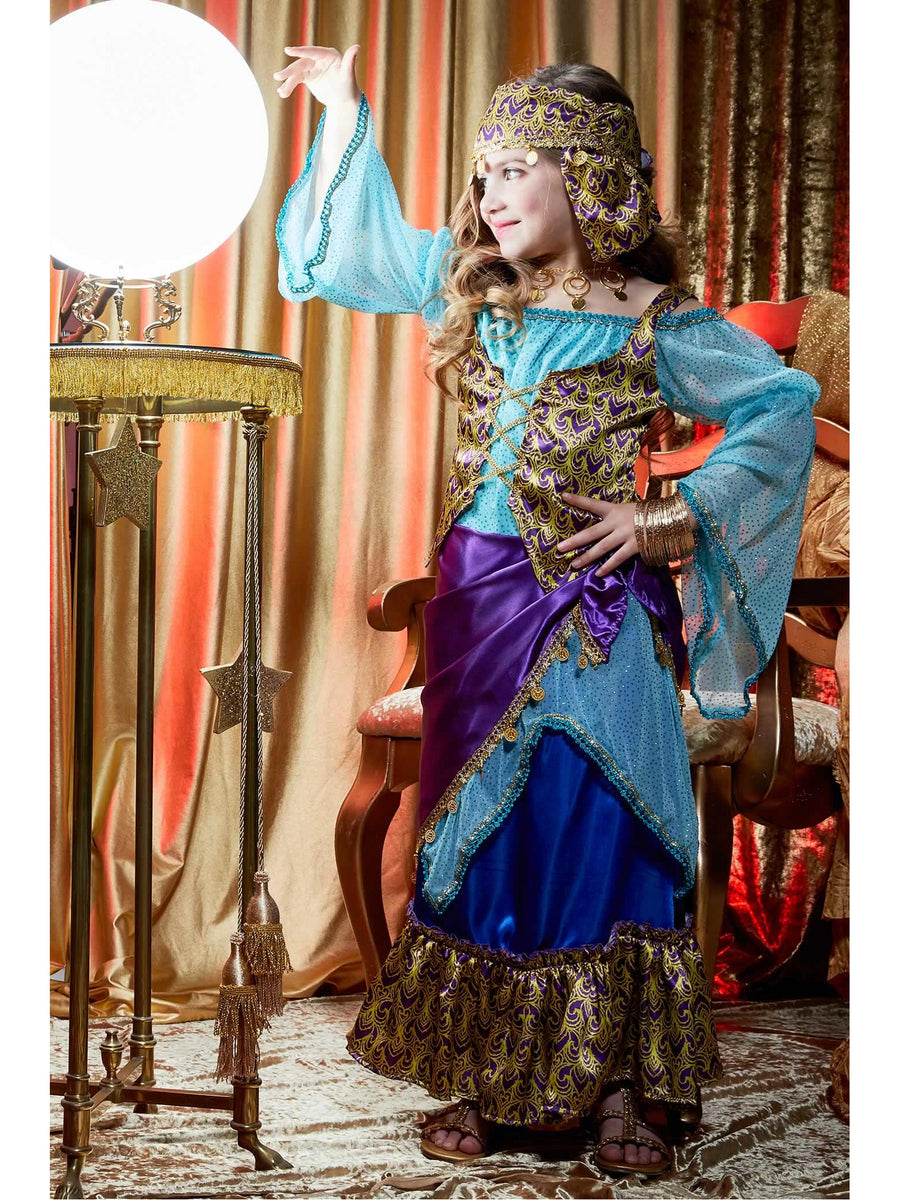 Fancy Fortune Teller Costume for Girls