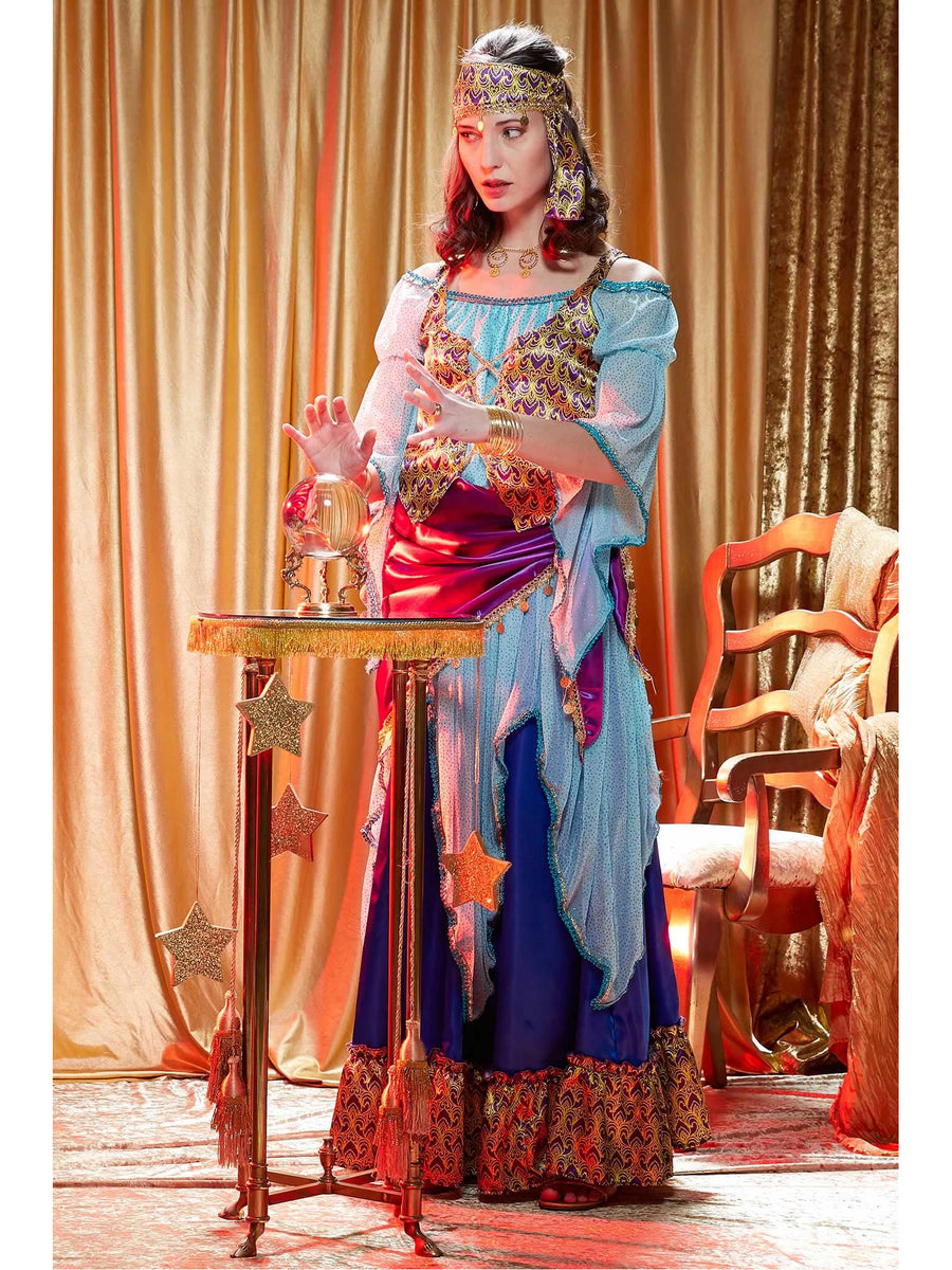 Fancy Fortune Teller Costume for Women