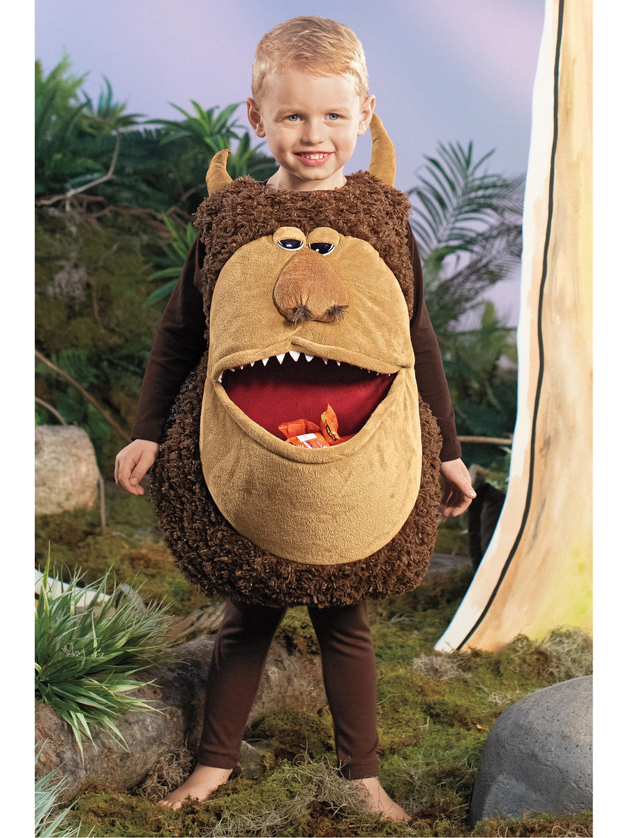 Feed Me Wild Man Costume for Kids