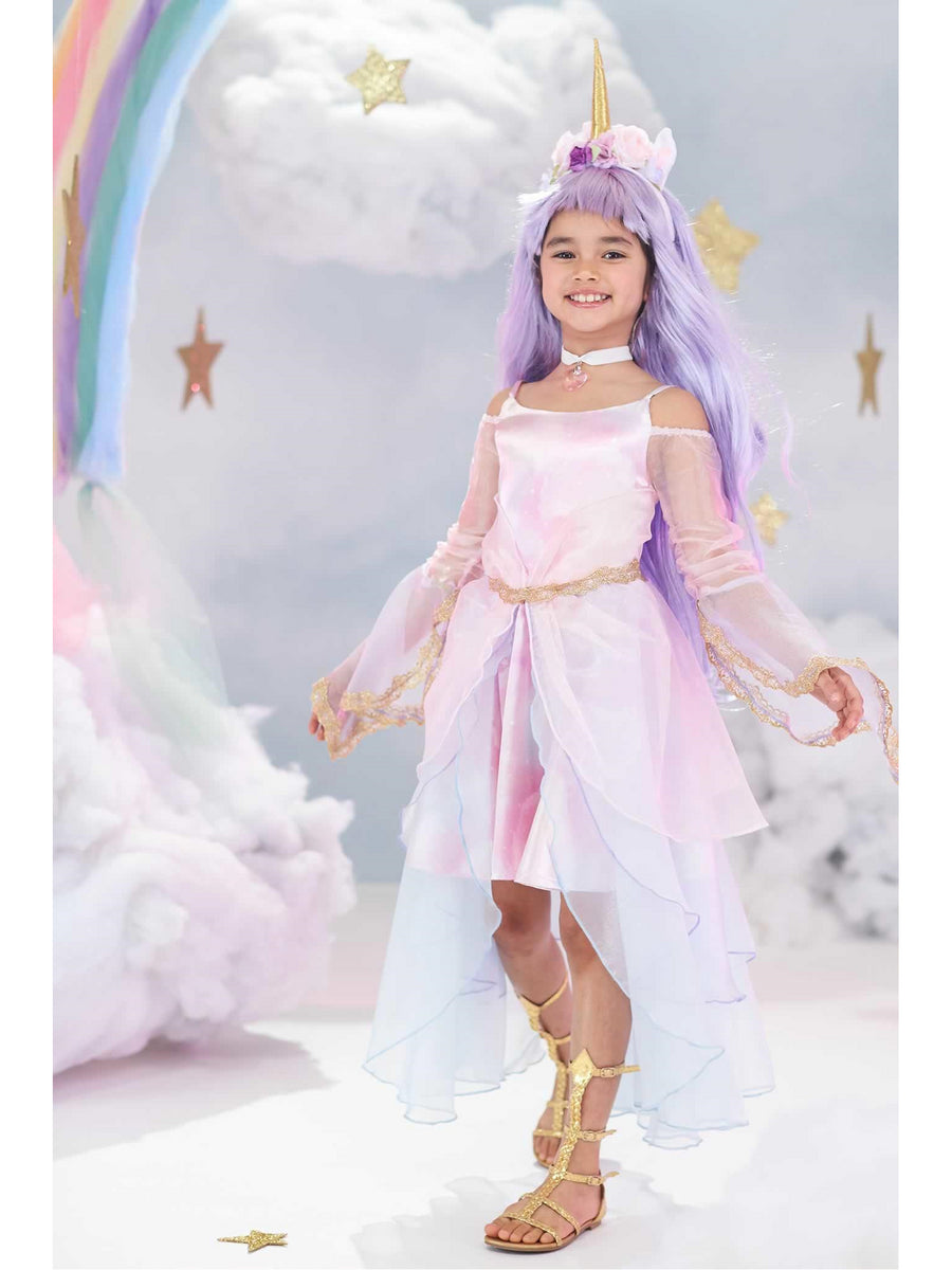 Forest Unicorn Costume for Girls