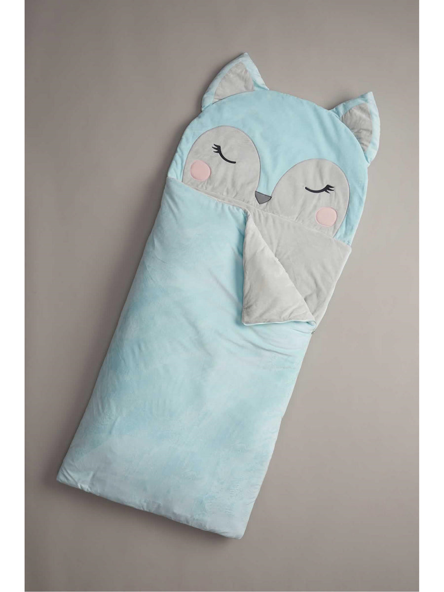 Kids Fox Sleeping Bag