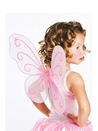 Garden Fairy Princess Costume for Girls  whpk alt1