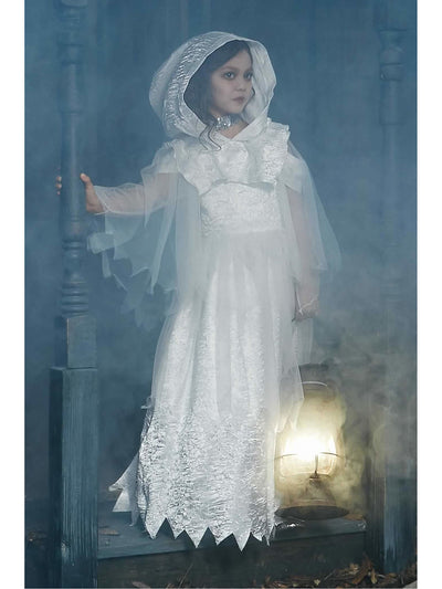 Ghost Girl Costume  whi alt1