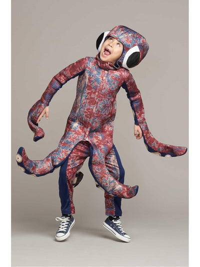 Giant Octopus Costume for Kids