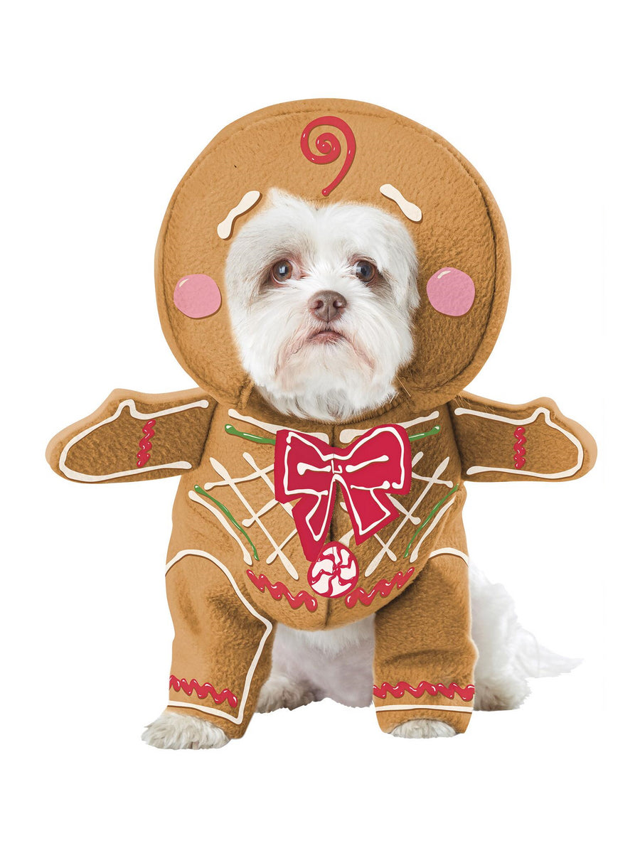 Gingerbread Man Costume for Dogs