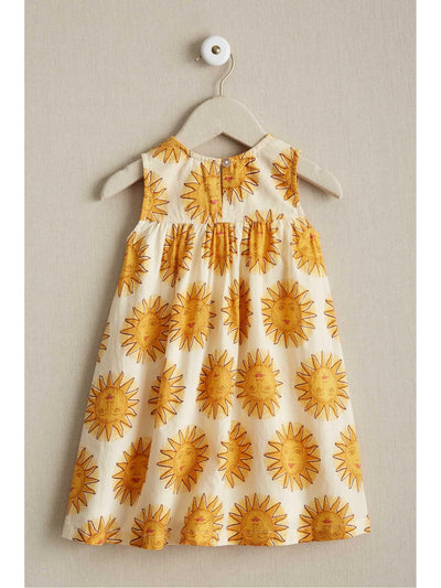 Girls Antique Sunshine Dress  gol alt2