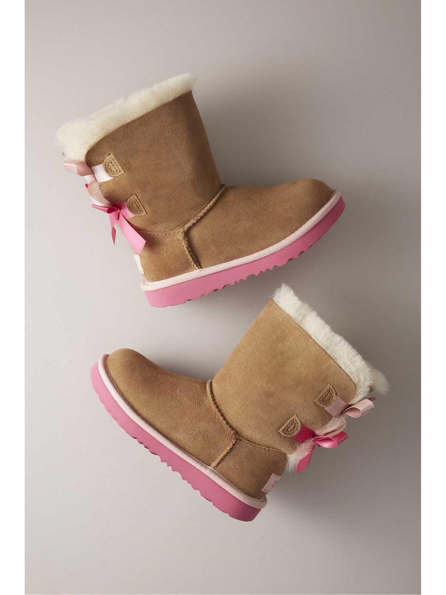 Girls Bailey Bow II UGG® Boots