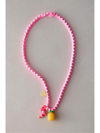 Girls Beach Charms Necklace  hpi alt1