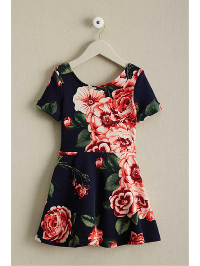 Girls Blooming Play Dress