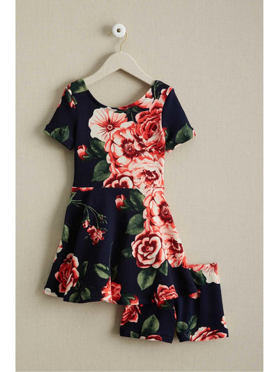 Girls Blooming Play Dress  nav alt1