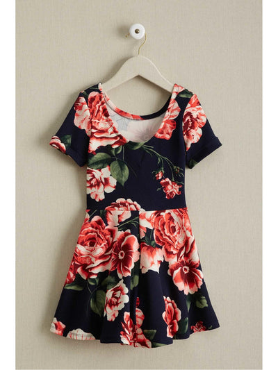 Girls Blooming Play Dress  nav alt2