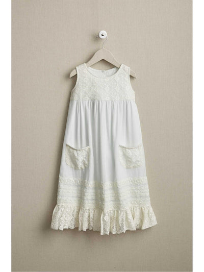 Girls Blue Skies Dress  lbl alt1