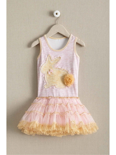 Girls Bunny Tutu Dress