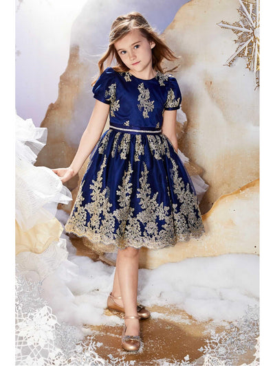 Girls Cameo Dress  nav alt1