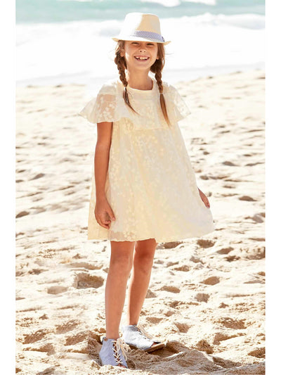 Girls Capelet Dress