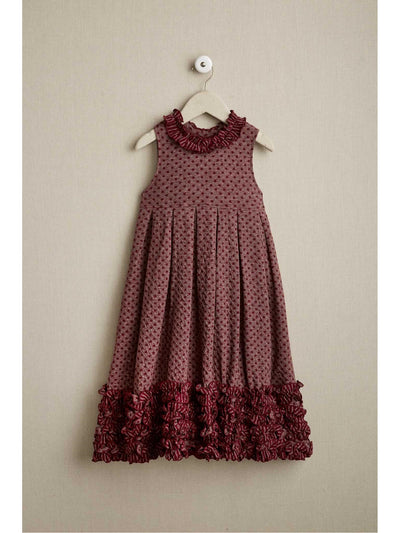 Girls Confetti Swing Dress