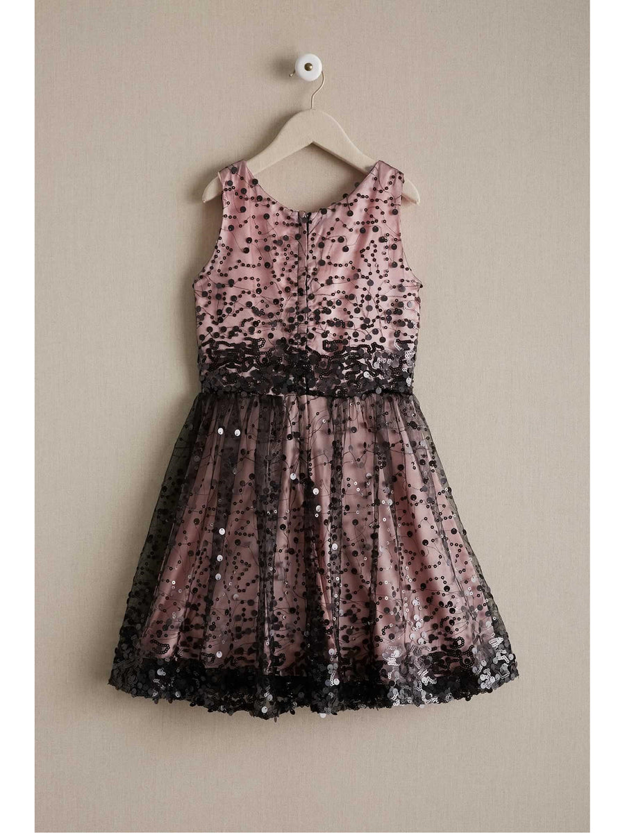 Girls Constellation Dress