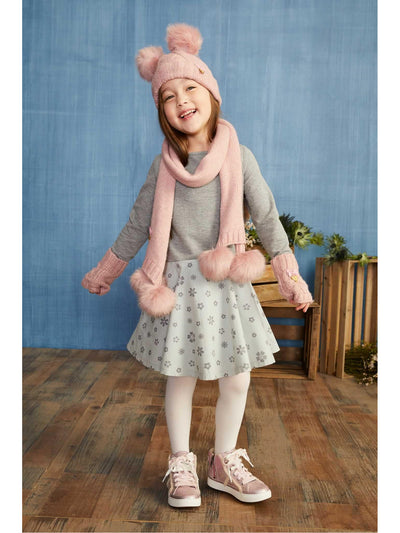 Girls Cozy Dress