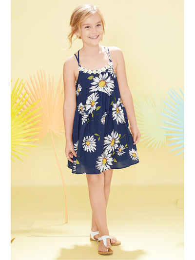 Girls Daisy Chain Dress