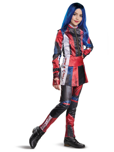 Girls Disney Descendants 3 Evie Deluxe Costume