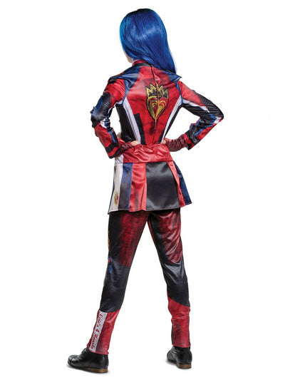 Girls Disney Descendants 3 Evie Deluxe Costume  rdbkm alt1