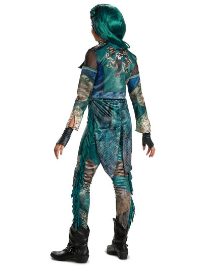 Girls Disney Descendants 3 Uma Deluxe Costume  marmu alt1