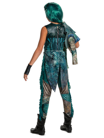 Girls Disney Descendants 3 Uma Deluxe Costume  marmu alt2
